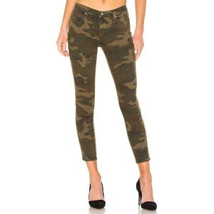 NWT Blank NYC Reade Skinny Crop Scout Camo Pant